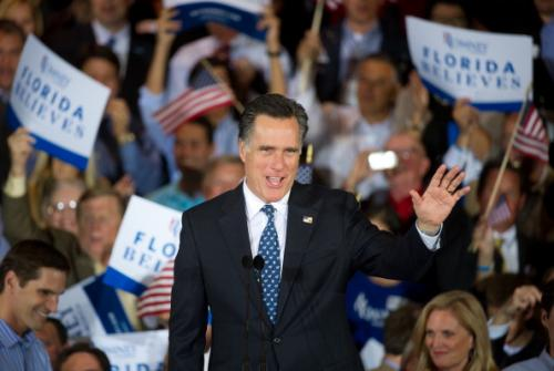 Pro-Romney Group Readies 9-State Ad Buy