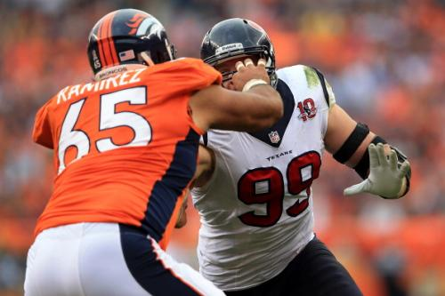 Ramirez Stepping In At Center For Broncos