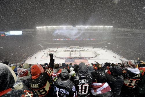 7 Reasons Why The Avalanche Should Get An Outdoor Game Next Season