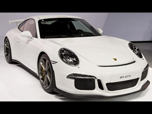 Reintroduced: 2014 Porsche 911 GT3 At The New York Auto Show