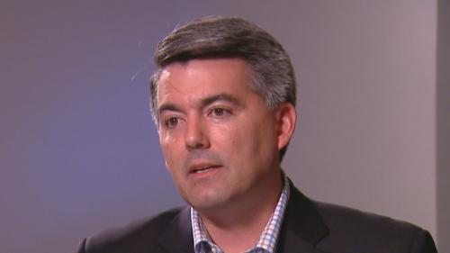 Rep. Cory Gardner Announces Wife Is Expecting On Twitter