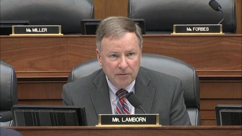 Rep. Lamborn's Comments Add Tension To North Korea Threat