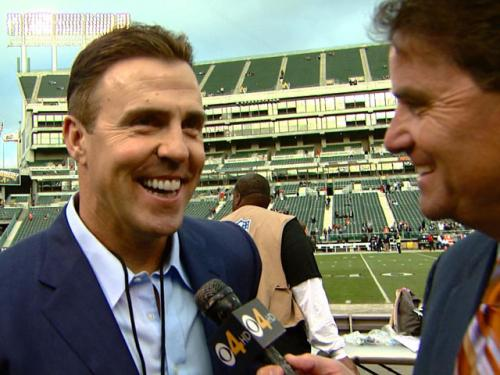 Romanowski 'Couldn't Be Happier' About Broncos' Success