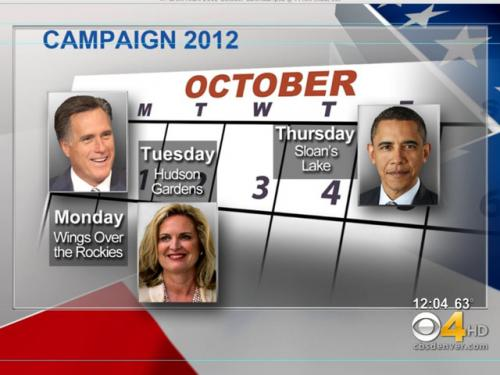 Romneys In Colorado: Mitt Speaks Monday Night, Ann On Tuesday