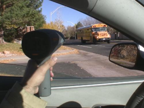 School Bus Drivers Caught Speeding To Stay On Schedule