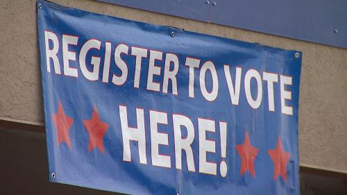 Secretary Of State Website Overwhelmed By People Registering To Vote