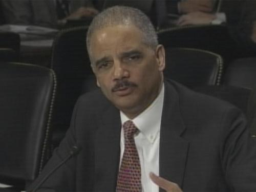 Senator To Holder: 'More Serious Things Than Minor Possession Of Marijuana'