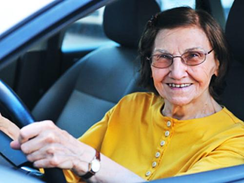 Seniors, RX Drugs & Driving: A Potential Safety Risk