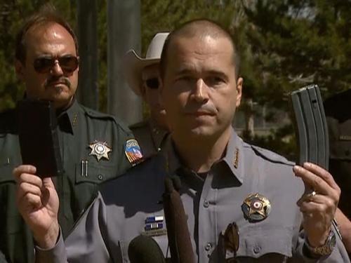 Sheriffs Plan Lawsuit To Block New State Gun Laws