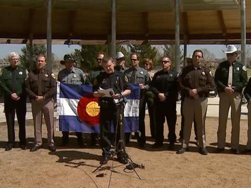 Some Colorado Sheriffs Oppose More Gun Control