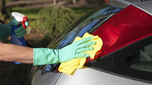 Spring Clean Your Car: Detailing on a Budget