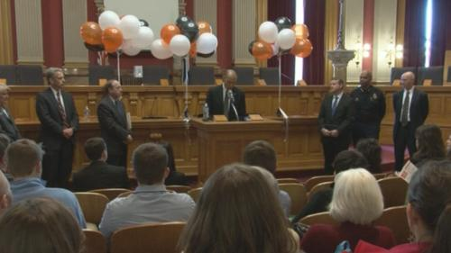 State Lawmakers Recognize Anti-Human Trafficking Advocacy Day
