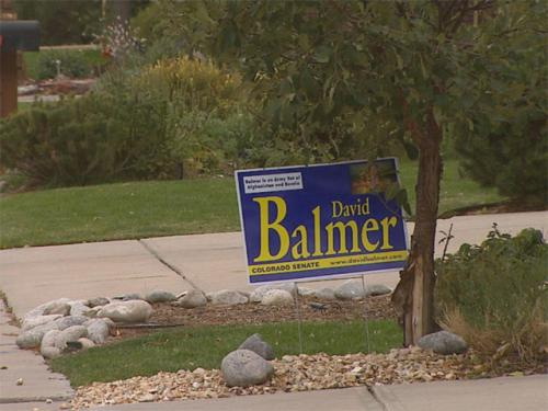 State Senate Candidate Says Campaign Signs Stolen From Lawns