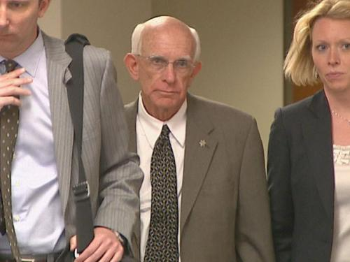 Sullivan Prosecutors Request Mental Health Evaluation Of Former Sheriff