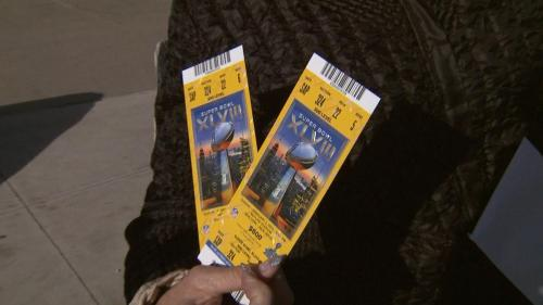 Super Bowl Ticket Prices Taking A Nose Dive
