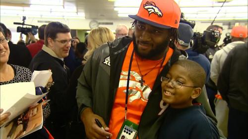 Super Bowl Week Has Been True Homecoming For Ayers