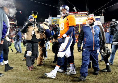 Tebow's Brother Joyful In Manning's Playoff Loss For Broncos