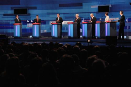 They're Back: Colorado Will Host GOP Presidential Debate In October