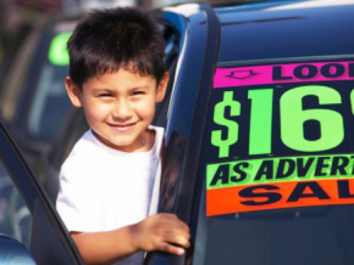 Three Of Five Parents Involve Kids In Car-Buying Decisions