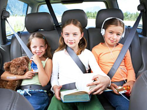 Tips For Long Winter Road Trips With The Kids