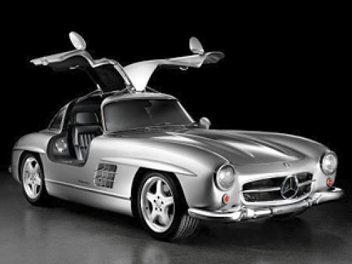 Top 10 Best-Looking Cars Of All Time