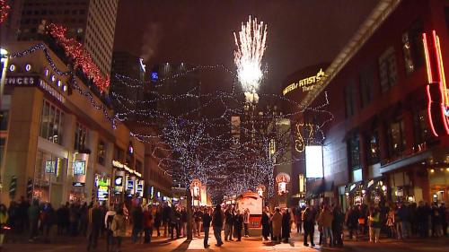 Top Spots To See New Year's Eve Fireworks In Denver