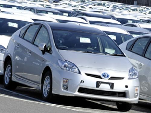 Toyota Prius In Recall Of 2.77M Vehicles Worldwide