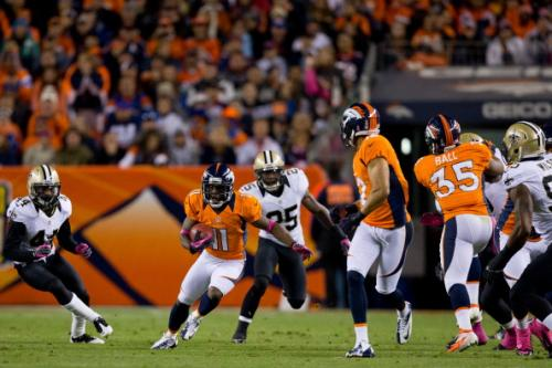 Trindon Holliday, NFL's Shortest Player, Makes Huge Impact For Broncos