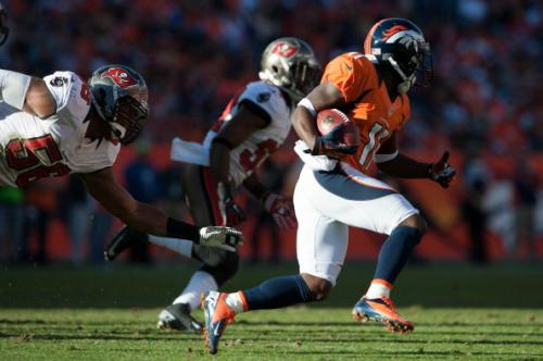 Trindon Holliday, Tracy Porter Out, Chris Kuper Questionable for Denver Broncos This Sunday