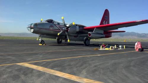 Udall-Sponsored Air Tanker Bill Passes In The Senate