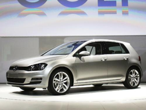 Unveiled: 2015 Volkswagen Golf At The New York Auto Show