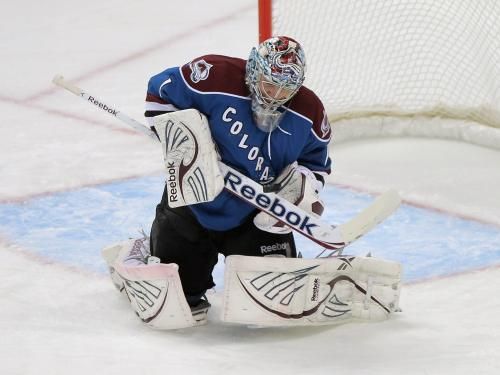 Varlamov Leads Avs To Shootout Win Over Oilers