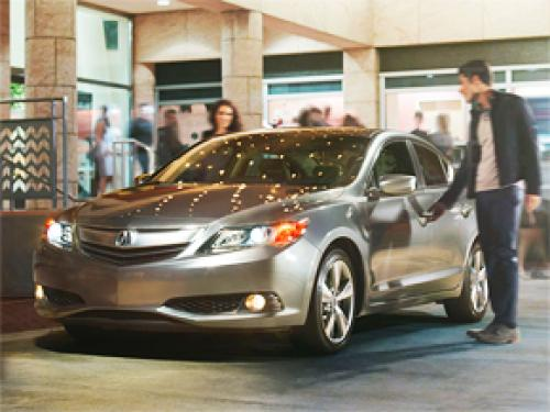 VIDEO: 2013 Acura ILX Test Drive