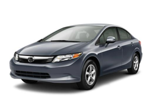 VIDEO: 2013 Honda Civic CNG, Clean But Gutless