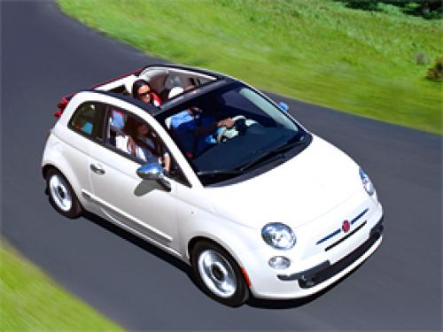 VIDEO: The Fiat 500C? Fantastico!