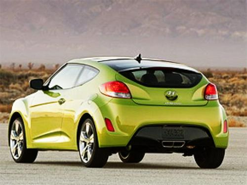 VIDEO: The Hyundai Veloster Is One Sweet Ride