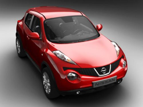 VIDEO: The Juke From Nissan Inspired By Motorcycles!