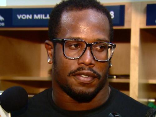 Von Miller, Champ Bailey To Take Part In USO Trip